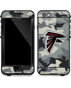 Atlanta Falcons Camo LifeProof Nuud iPhone Skin
