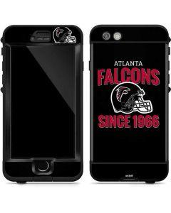 Atlanta Falcons Helmet LifeProof Nuud iPhone Skin