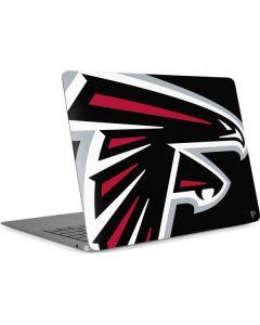 Atlanta Falcons Large Logo Apple MacBook Air Skin