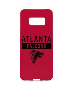 Atlanta Falcons Red Performance Series Galaxy S8 Plus Lite Case