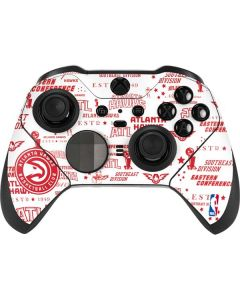 Atlanta Hawks Blast Xbox Elite Wireless Controller Series 2 Skin