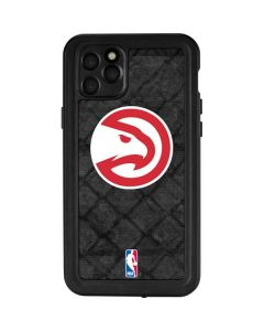 Atlanta Hawks Dark Rust iPhone 11 Pro Max Waterproof Case