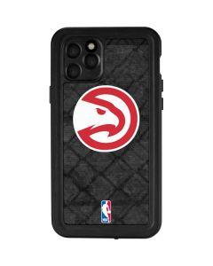 Atlanta Hawks Dark Rust iPhone 11 Pro Waterproof Case