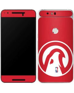 Atlanta Hawks Largo Logo Google Nexus 6P Skin