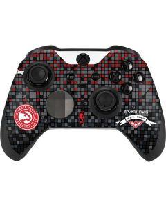 Atlanta Hawks Pixels Xbox Elite Wireless Controller Series 2 Skin