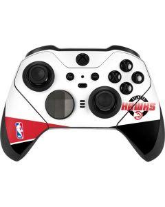 Atlanta Hawks Split Xbox Elite Wireless Controller Series 2 Skin