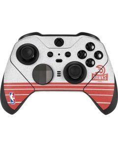 Atlanta Hawks Static Xbox Elite Wireless Controller Series 2 Skin