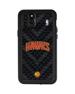 Atlanta Hawks Team Jersey iPhone 11 Pro Max Waterproof Case