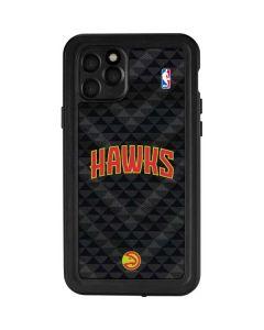 Atlanta Hawks Team Jersey iPhone 11 Pro Waterproof Case