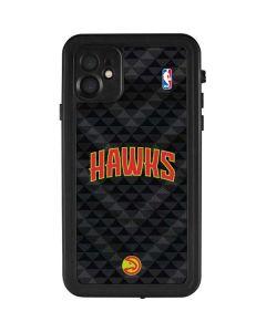 Atlanta Hawks Team Jersey iPhone 11 Waterproof Case