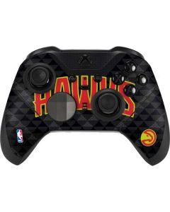 Atlanta Hawks Team Jersey Xbox Elite Wireless Controller Series 2 Skin