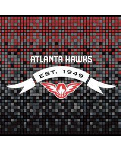 Atlanta Hawks Pixels HP Pavilion Skin