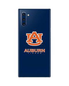 Auburn Bold Logo Galaxy Note 10 Skin