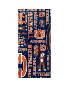 Auburn Pattern Print Galaxy Note 10 Skin