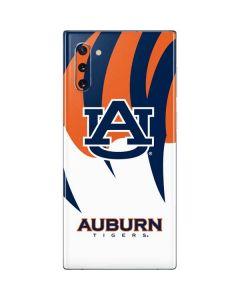 Auburn Tigers Galaxy Note 10 Skin