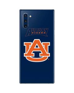 Auburn University Galaxy Note 10 Skin