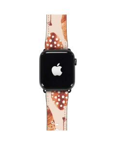 Autumn Feathers Apple Watch Band 42-44mm