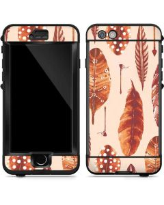 Autumn Feathers LifeProof Nuud iPhone Skin