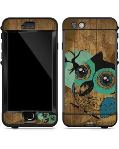 Autumn Owl LifeProof Nuud iPhone Skin