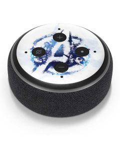 Avengers Blue Logo Amazon Echo Dot Skin