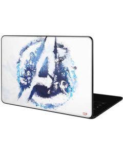Avengers Blue Logo Google Pixelbook Go Skin