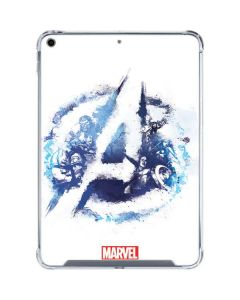 Avengers Blue Logo iPad 10.2in (2019-20) Clear Case