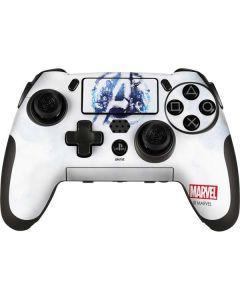 Avengers Blue Logo PlayStation Scuf Vantage 2 Controller Skin