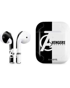 Avengers Endgame Apple AirPods 2 Skin