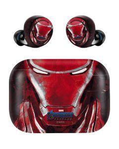Avengers Endgame Ironman Amazon Echo Buds Skin