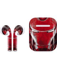 Avengers Endgame Ironman Apple AirPods Skin