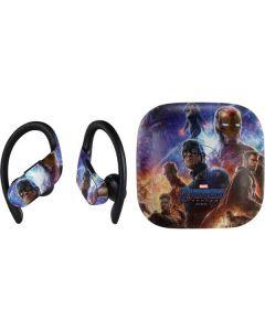 Avengers Endgame Ready for Action PowerBeats Pro Skin