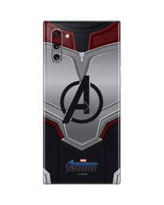 Avengers Endgame Suit Galaxy Note 10 Skin