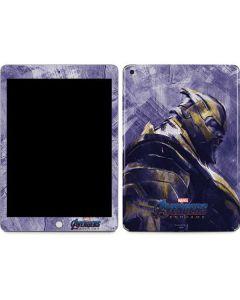 Avengers Endgame Thanos Apple iPad Skin