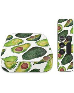 Avocados Apple TV Skin