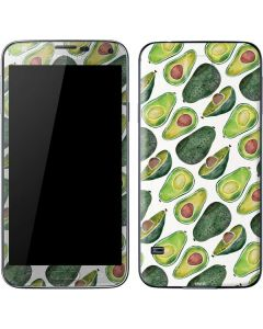 Avocados Galaxy S5 Skin