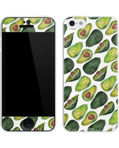 Avocados iPhone 5c Skin
