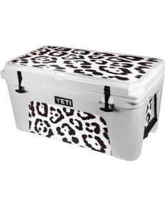 B&W Leopard YETI Tundra 65 Hard Cooler Skin