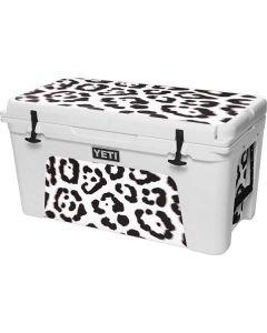 B&W Leopard YETI Tundra 75 Hard Cooler Skin