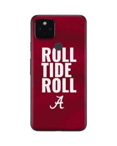 Alabama Roll Tide Roll Google Pixel 4a 5G Skin