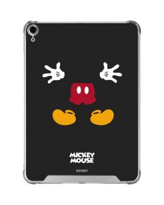 Mickey Mouse Body iPad Air 10.9in (2020) Clear Case