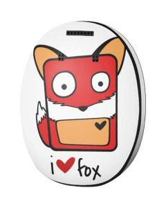 I HEART fox MED-EL Rondo 3 Skin
