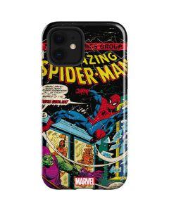 Marvel Comics Spiderman iPhone 12 Case