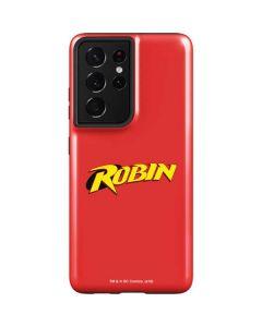 Robin Official Logo Galaxy S21 Ultra 5G Case