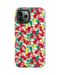 Ariel and Flounder Pattern iPhone 12 Pro Case