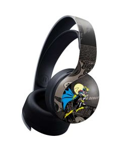 Batgirl Mixed Media PULSE 3D Wireless Headset for PS5 Skin
