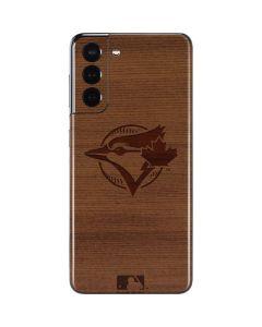 Toronto Blue Jays Engraved Galaxy S21 5G Skin