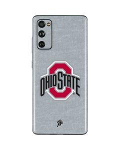 OSU Ohio State Logo Galaxy S20 Fan Edition Skin