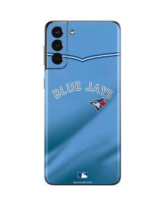 Toronto Blue Jays Retro Jersey Galaxy S21 Plus 5G Skin