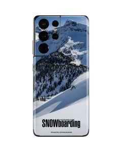 TransWorld SNOWboarding Galaxy S21 Ultra 5G Skin