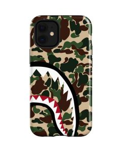 Shark Teeth Street Camo iPhone 12 Mini Case